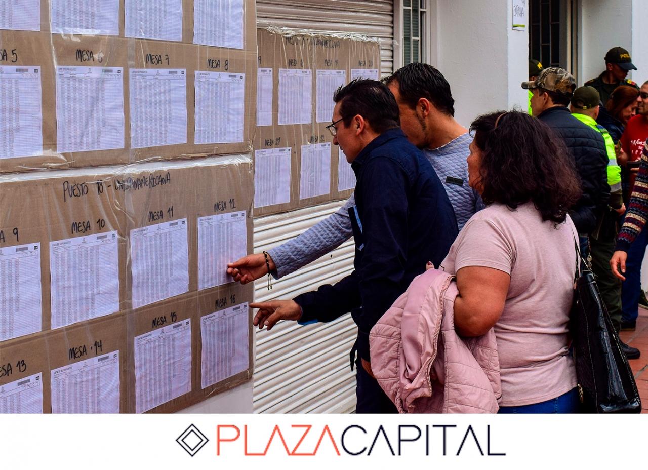 ¿Cómo está el ambiente electoral en Bogotá?