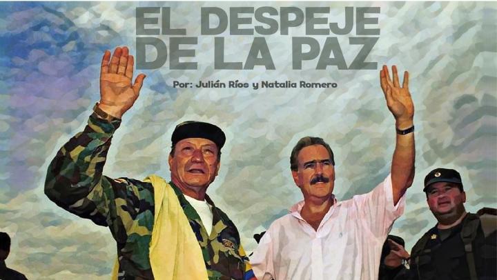 El despeje de la paz: los diálogos del Caguán en 10 imágenes
