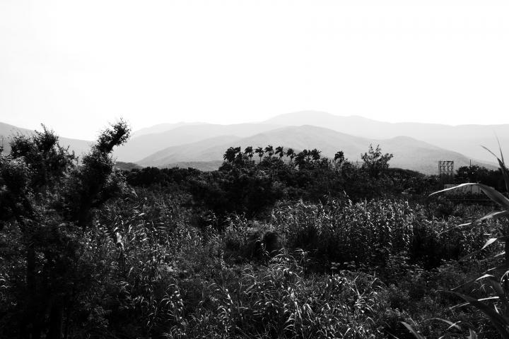 Frontera entre Colombia y Venezuela, vista desde Norte de Santander