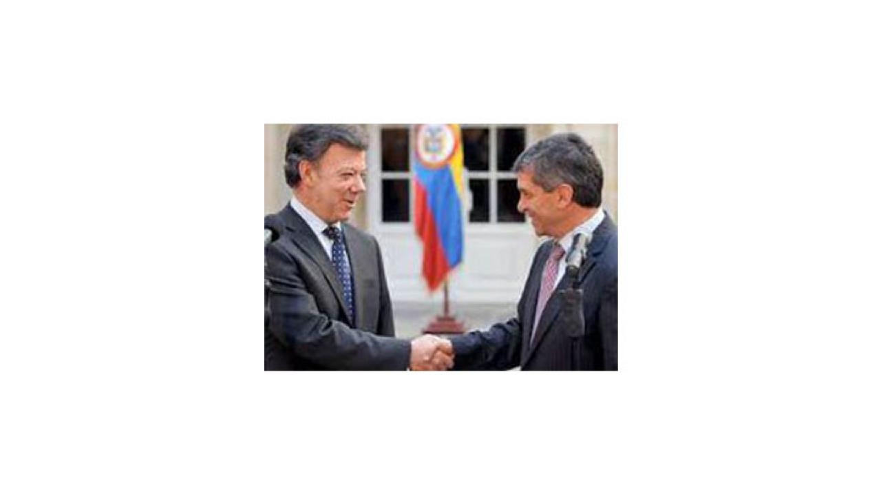 Santos anuncia plan de choque para Bogotá