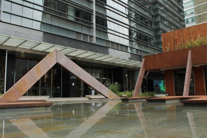 Hotel W- Premiado con Leed Gold. Crédito: Manuela Nariño y Angélica Rodríguez