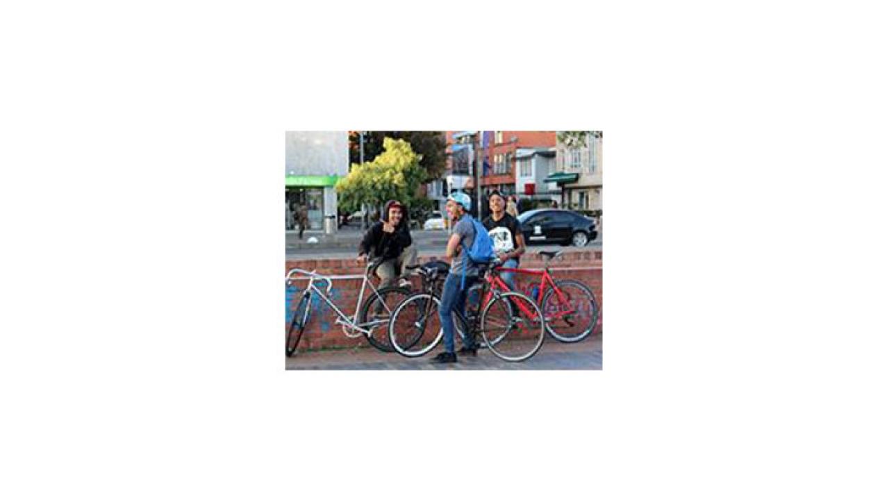 El foro de la bicicleta: discusión sobre ruedas