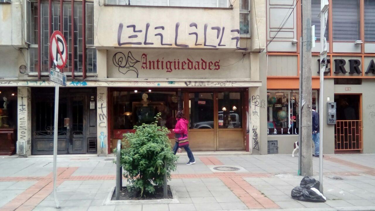 Crónica de antigüedades: