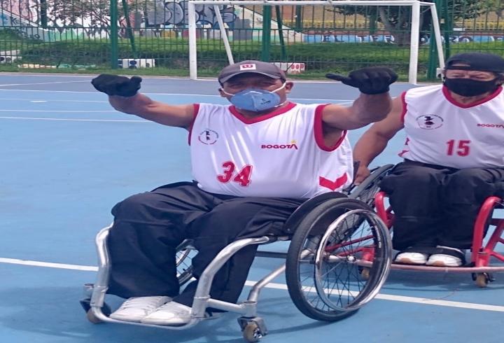 Francisco Bustamante, un deportista sin limitaciones