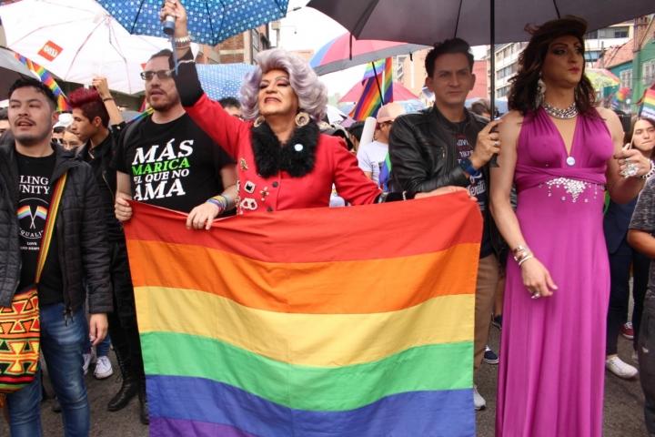 Fotogalería de la Marcha contra la Homofobia del 19 de mayo