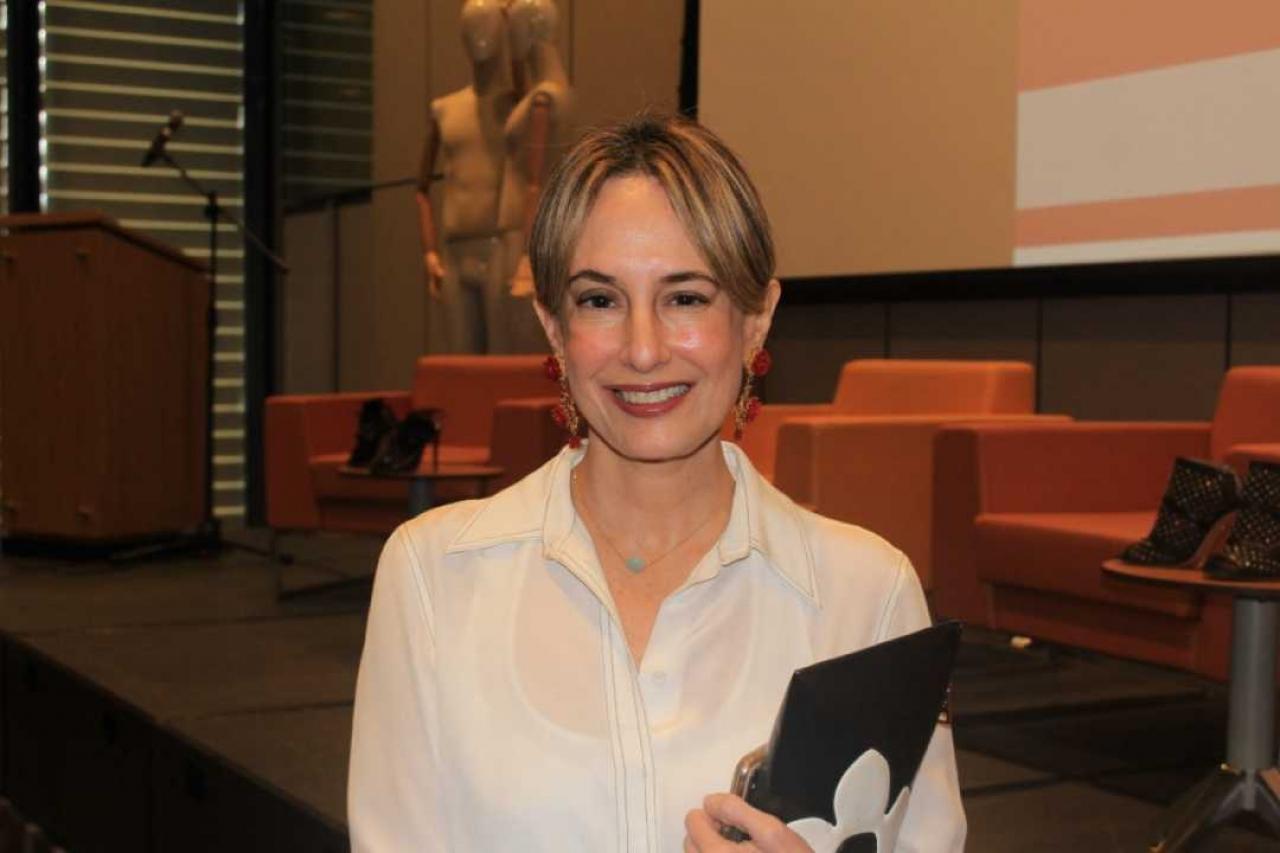 Silvia Tcherassi impuso el romanticismo en la primera pasarela del Bogotá Fashion Week