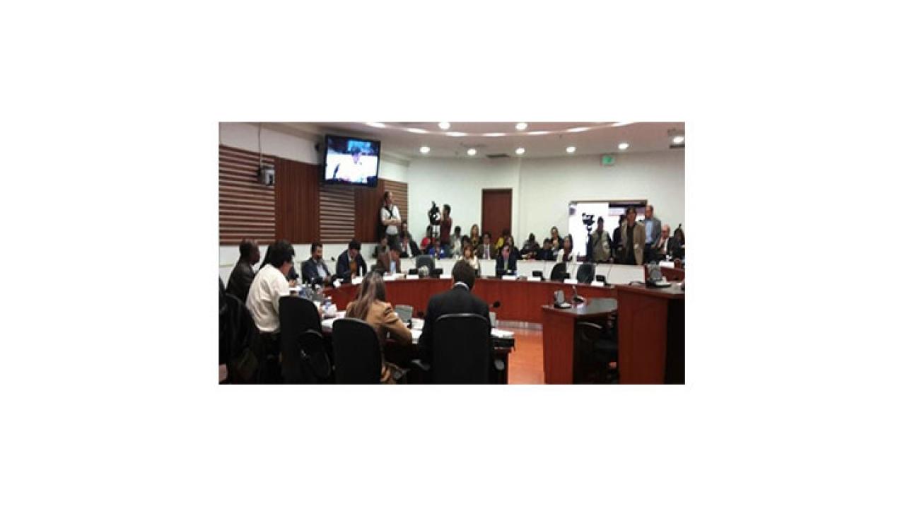 Ley 133 sobre terrenos baldíos podría perjudicar a campesinos colombianos