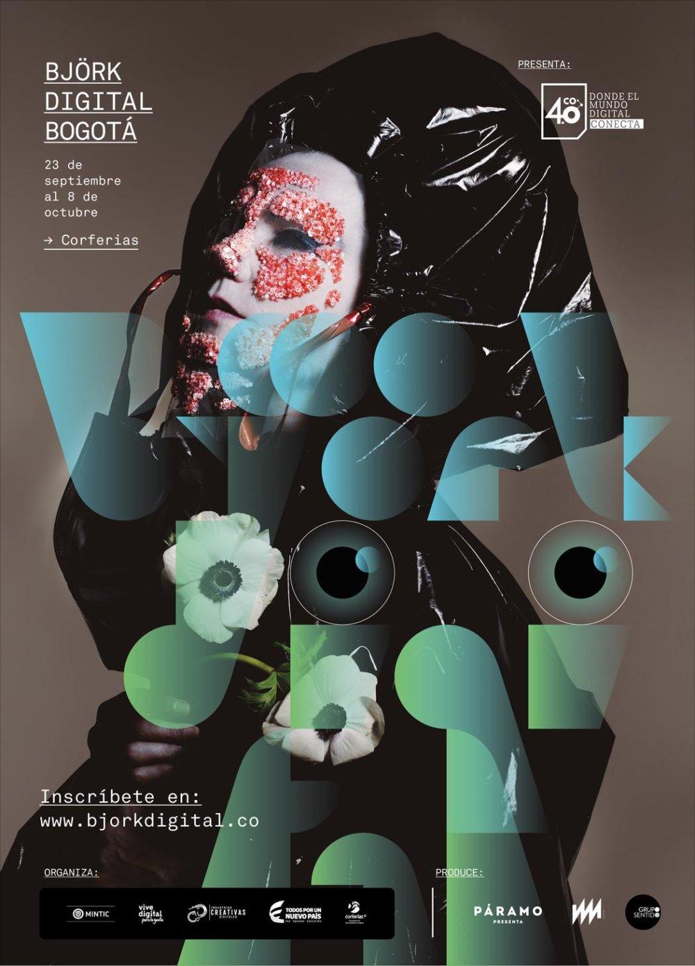 Un viaje por la mente de la artista Björk