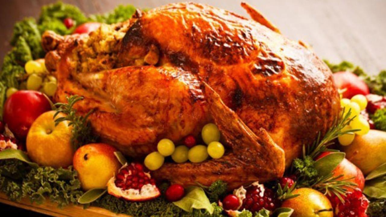 ¿De donde vienen los platos que comemos en navidad?