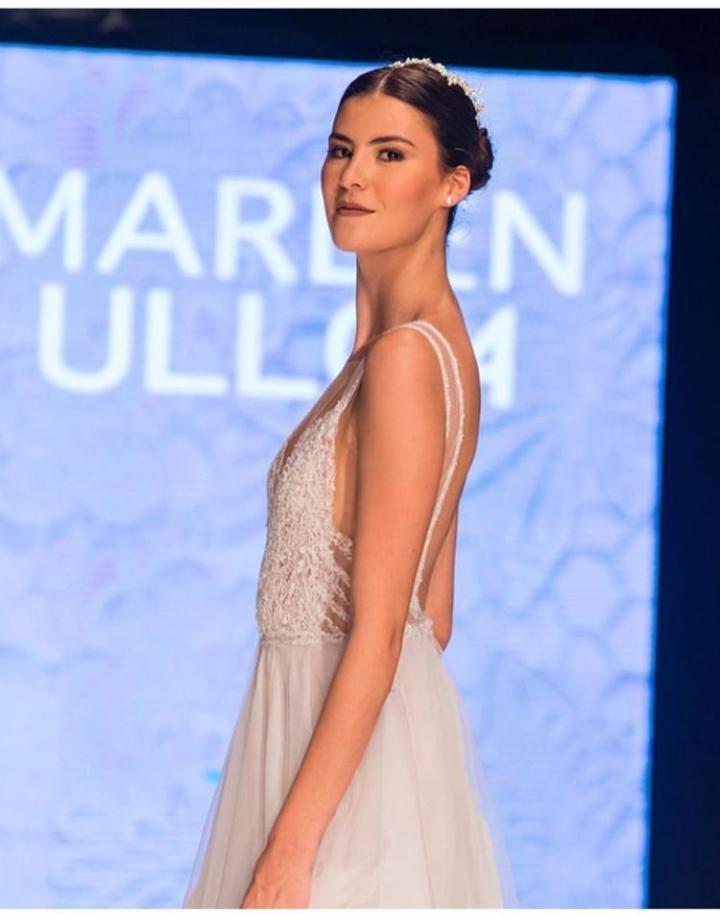 Gabriela Maussa se posicionó como una de las modelos revelación del BFW 2019