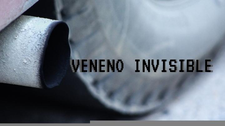 Veneno invisible: Calidad del aire en Bogotá