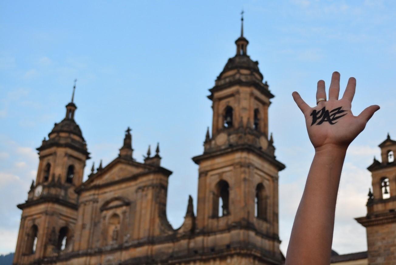 Según cifras de la defensoría del pueblo, cada tres días asesinan un líder social en Colombia. Foto: Julián Ríos.