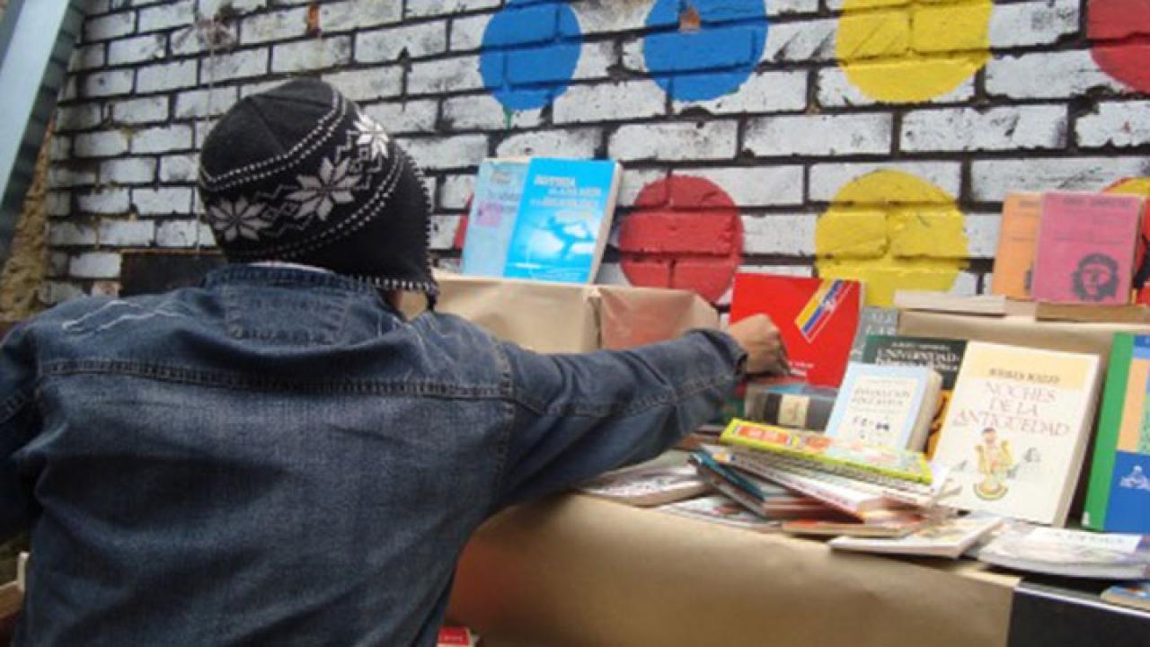 La Primera Feria del Libro Independiente