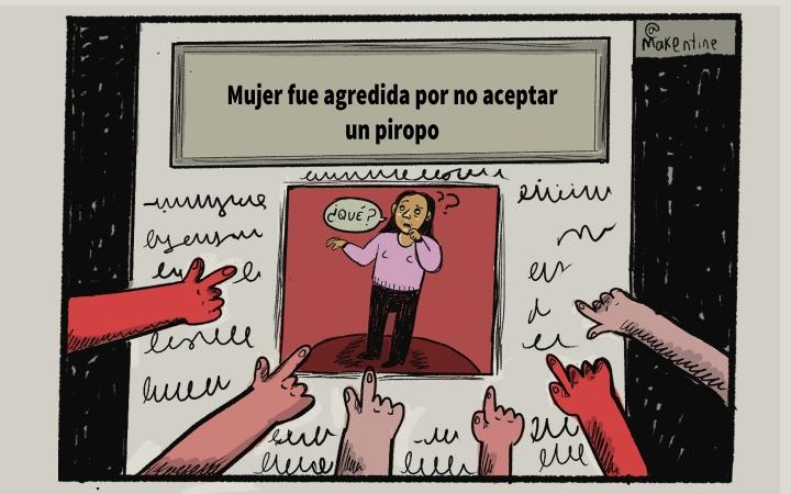 Diana Carreño, un caso de violencia machista respaldado por medios de comunicación en Colombia