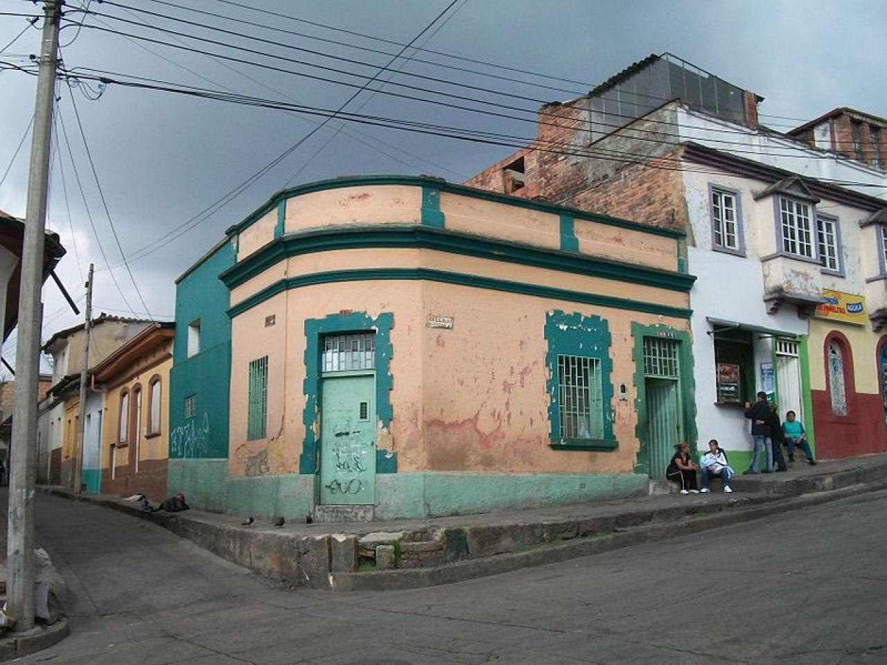 El barrio de los perseverantes invadido por la delincuencia