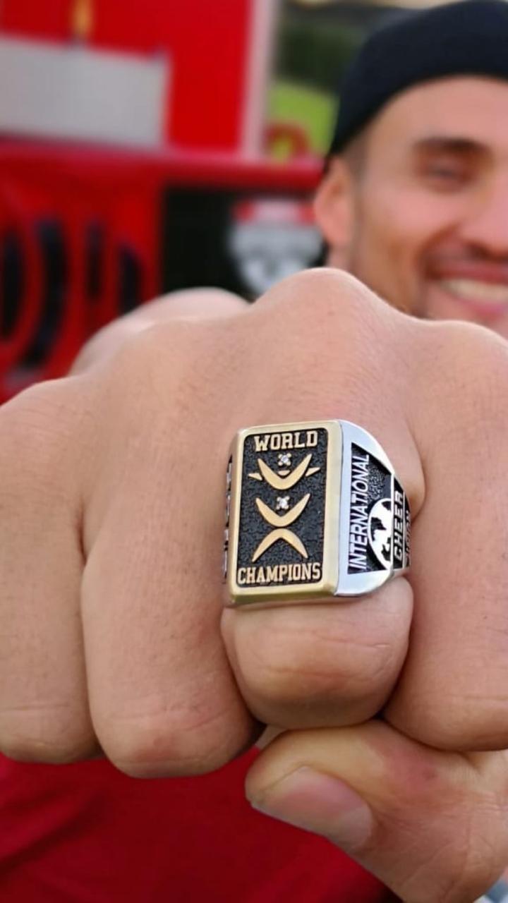 El anillo más anhelado por lo porristas a nivel mundial