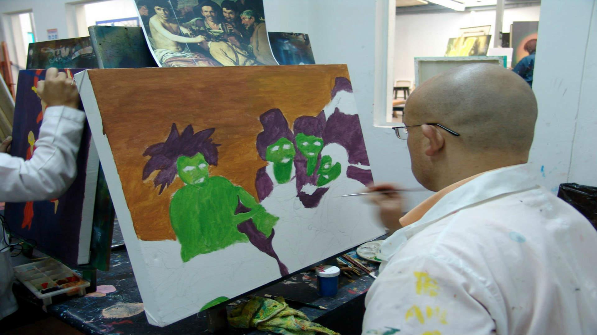 Arte y discapacidad: Un mundo sin fronteras