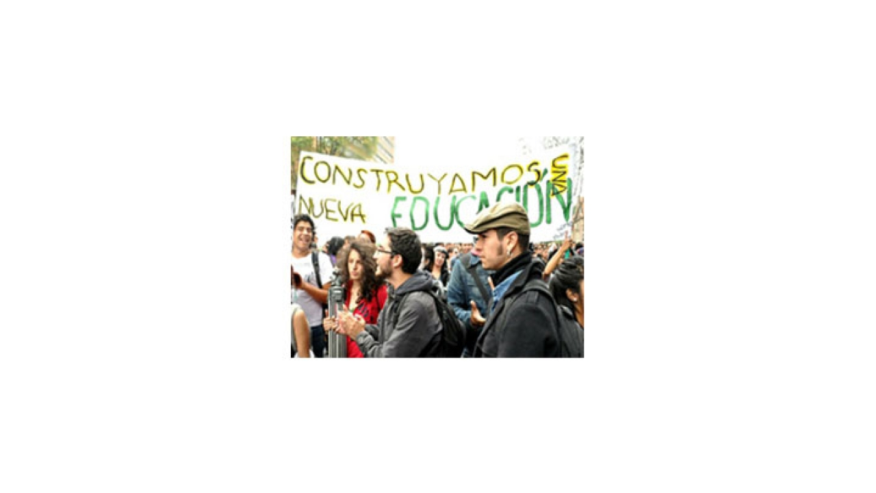 Movilizaciones estudiantiles, más que pintura en las paredes