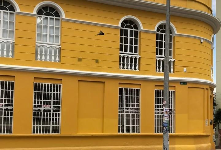 """""""Casa del Ángel"""" en La Candelaria"""