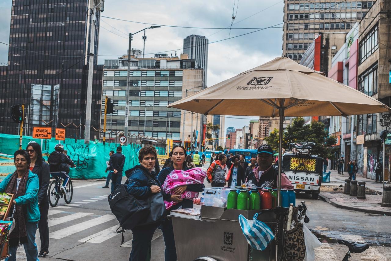 Triciclos semiestacionarios: alternativa para vendedores ambulantes