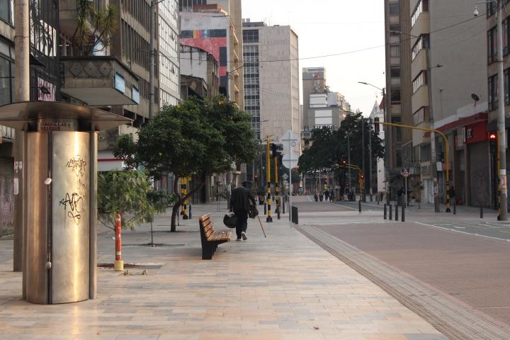 Carrera Séptima con Calle 19