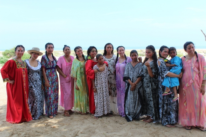 Intercambio cultural entre los wayúu y wiwas en La Guajira