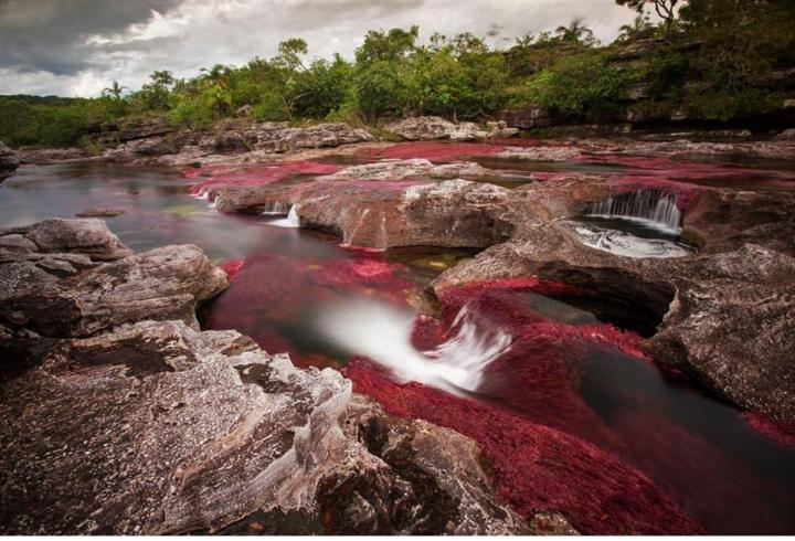 Por el turismo en el Meta, un paraíso natural promovido por Giovany Angel, a pesar de las amenazas de muerte recibidas