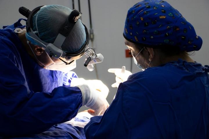 Procedimiento quirúrgico corporal
