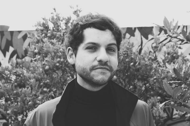 Cantante, guitarrista y tecladista, Juan Pablo Pulido de 'Cohetes'