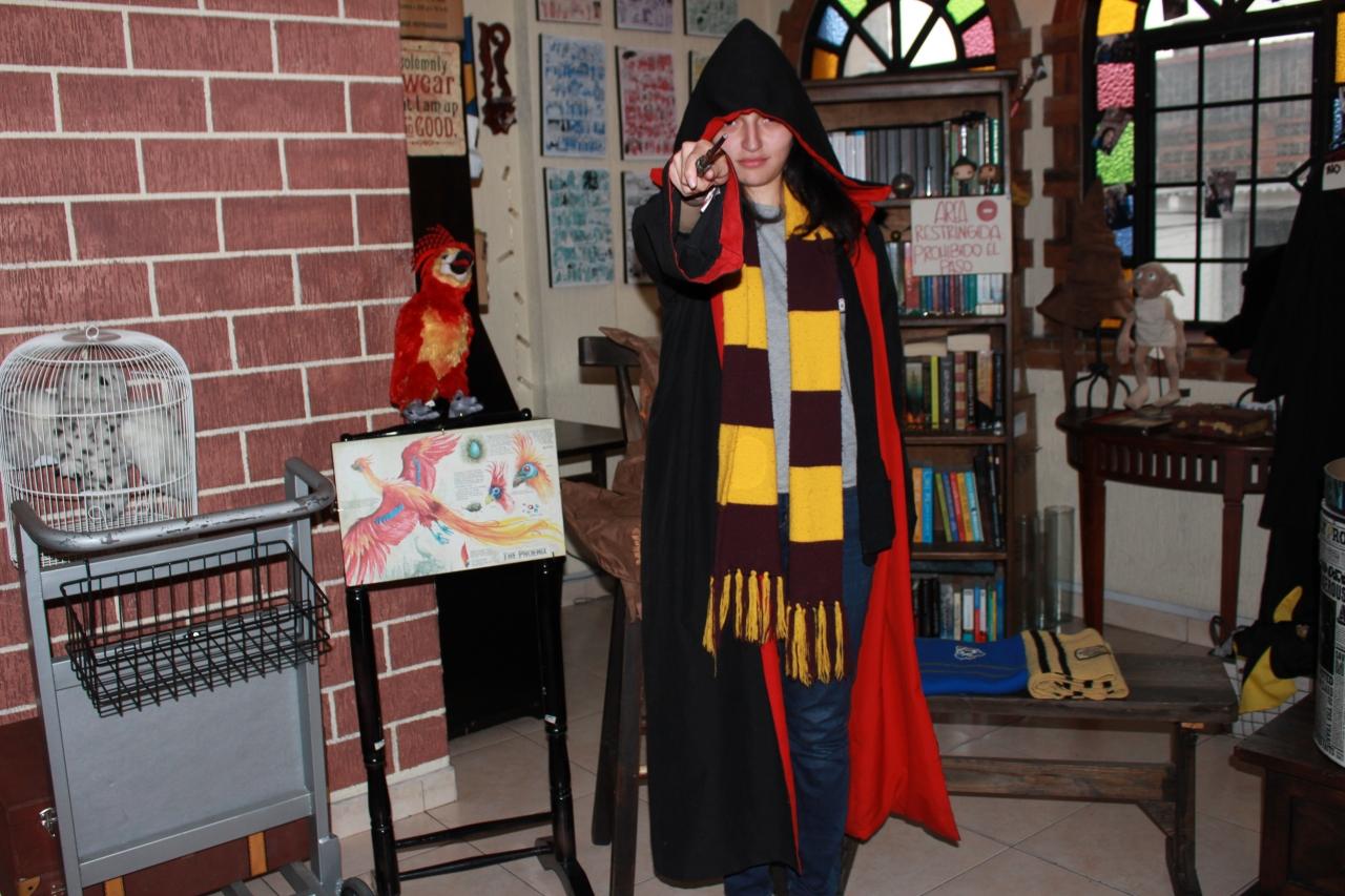 Momento Incantatem, el puente entre el mundo mágico de Harry Potter y Bogotá