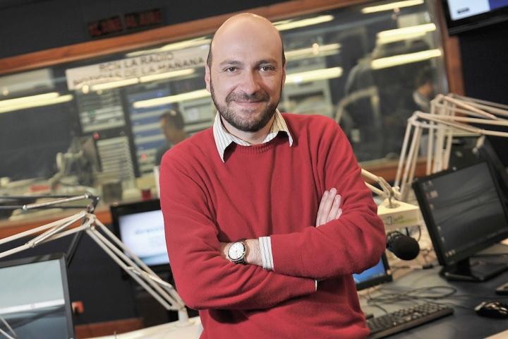 Nicolás Samper, periodista de RCN Radio  y de ESPN Colombia