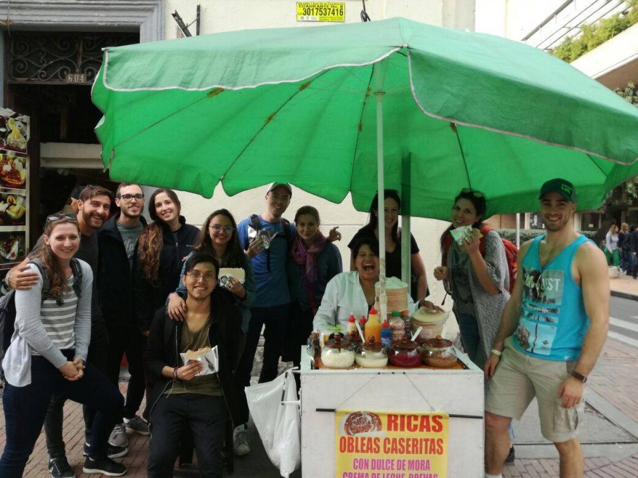 Free Food Tour: un recorrido gastronómico por La Candelaria