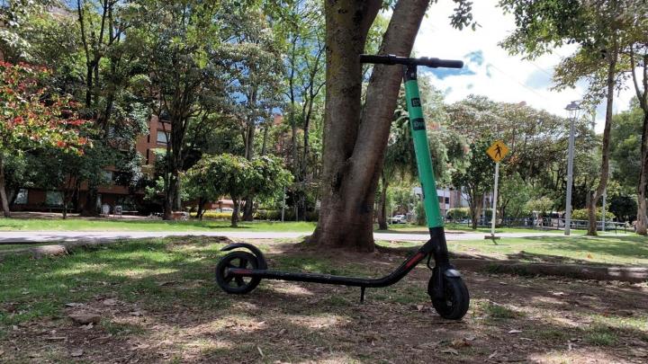 La nueva opción para moverse en Bogotá