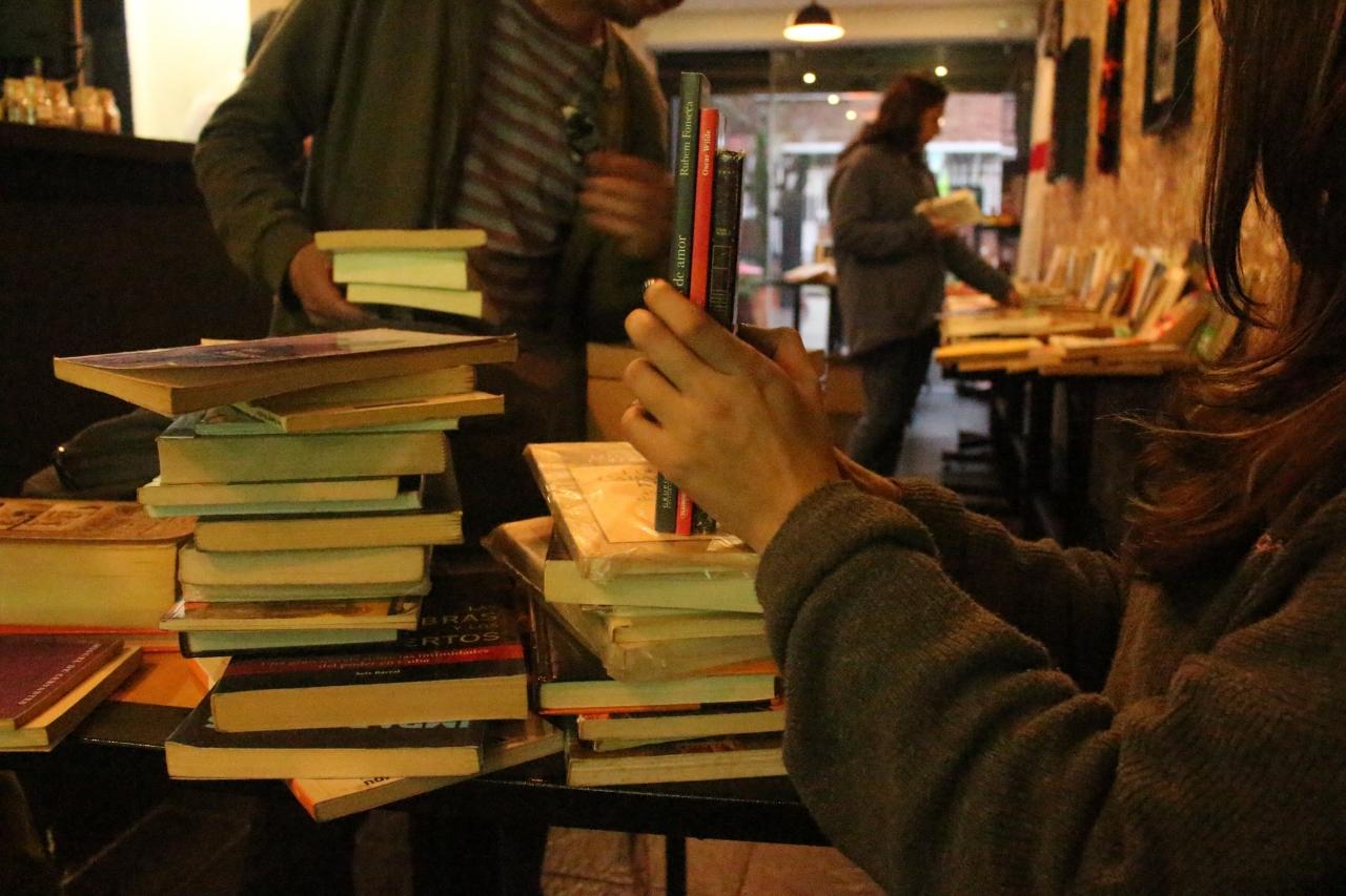Intercambio de memorias en Bogotá