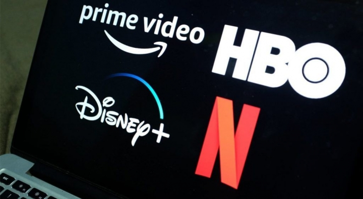 Las plataformas streaming más famosas: HBO, Netflix, Prime Video y la más reciente Disney+