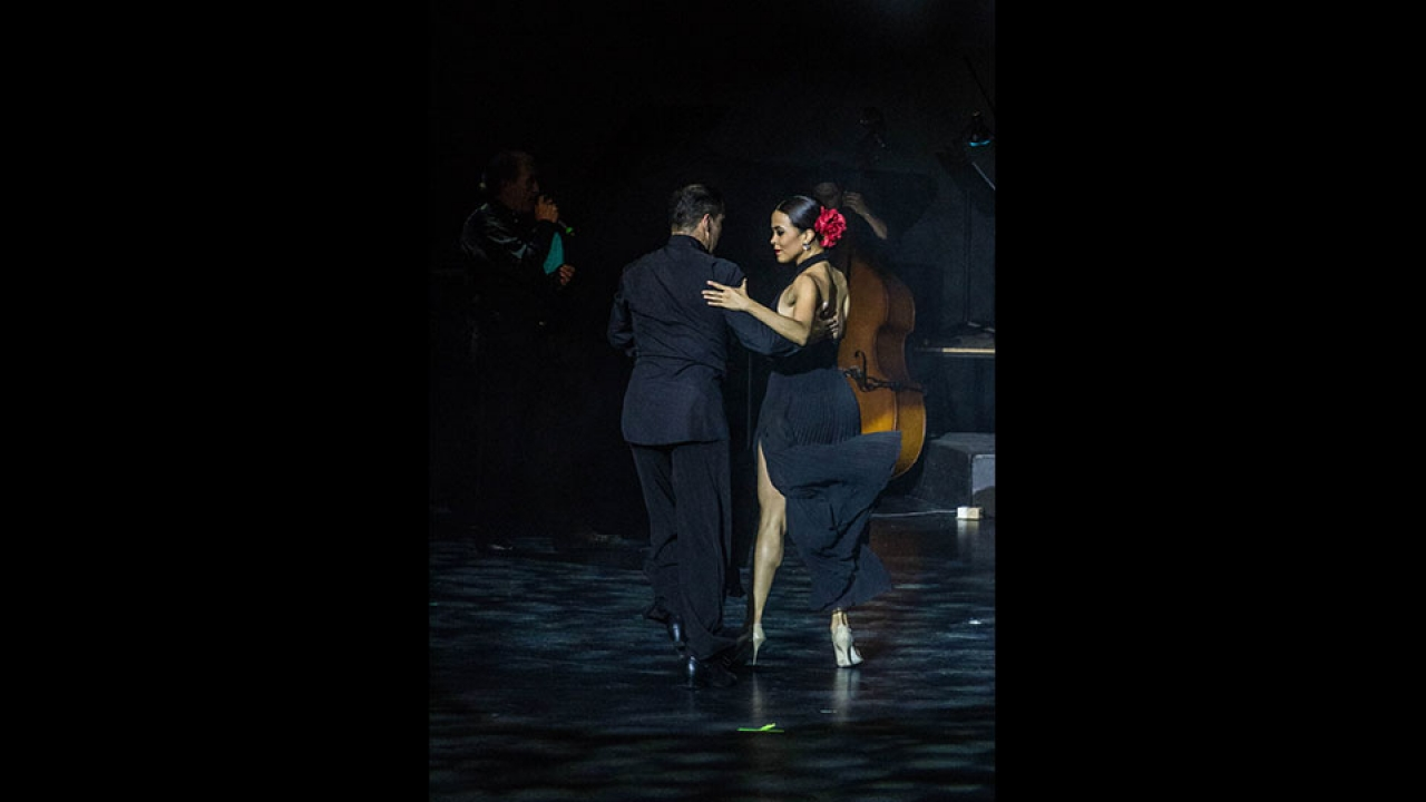 Tango a la colombiana