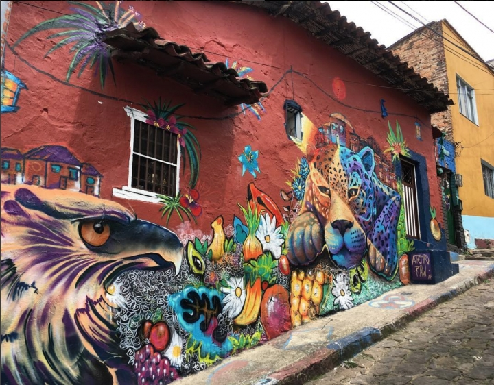 Barrio Egipto de Bogotá