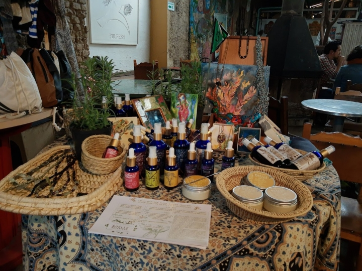 Productos de Noëlle Botanique