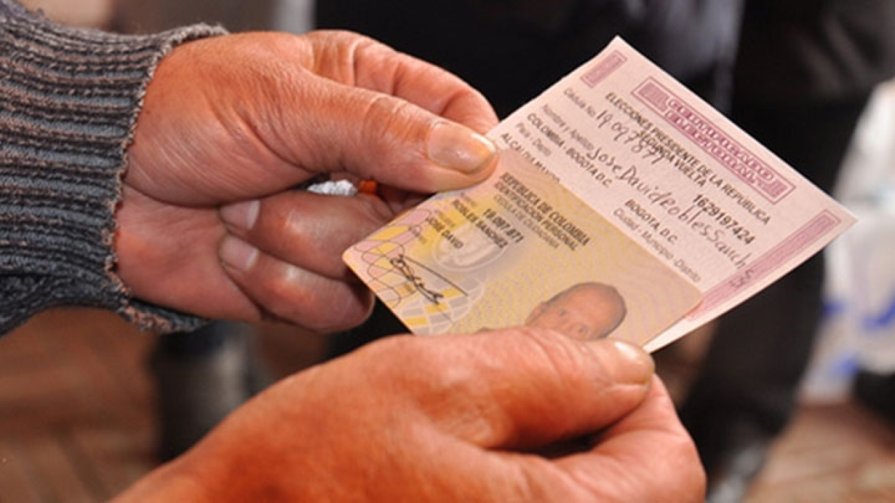 Así se prepararon los jurados de votación para el plebiscito