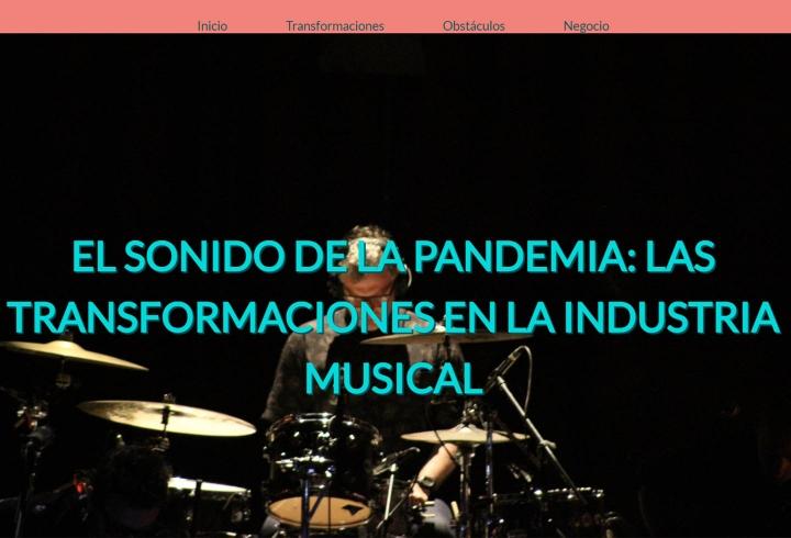 El sonido de la pandemia: las transformaciones de la industria musical