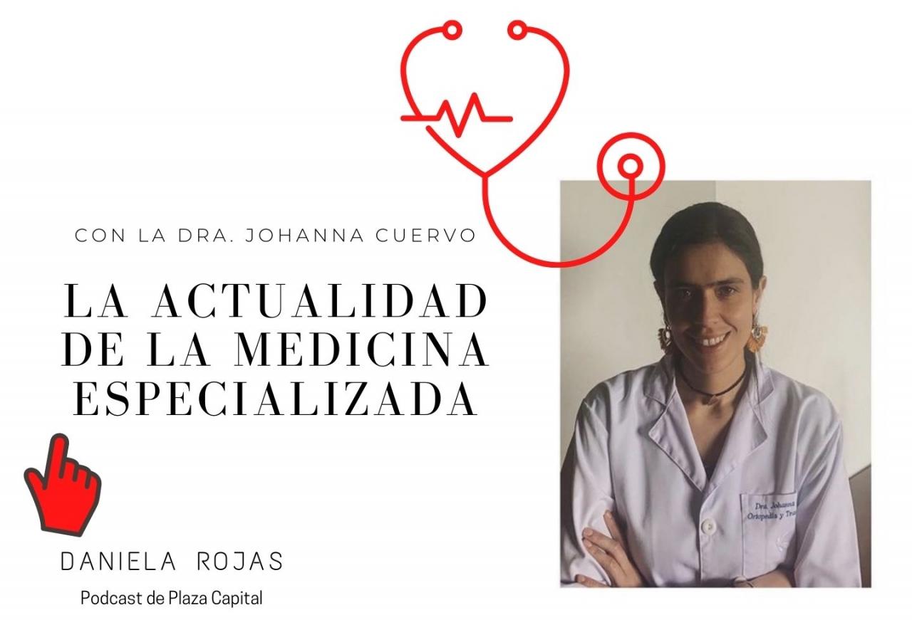 Dificultades y retos para especialistas de ortopedia y traumatología, por pandemia