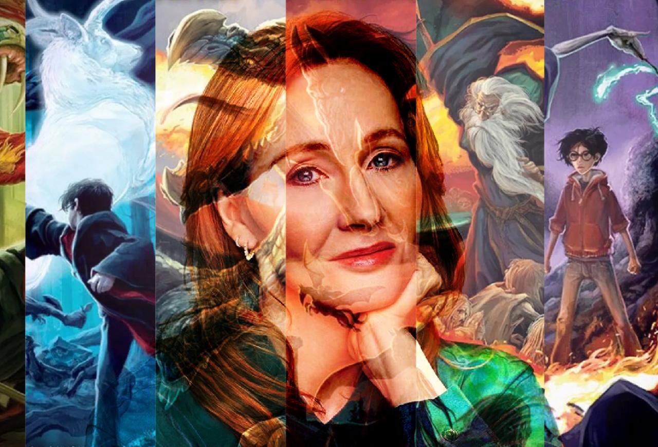 17 datos curiosos de J.K. Rowling, la autora de Harry Potter