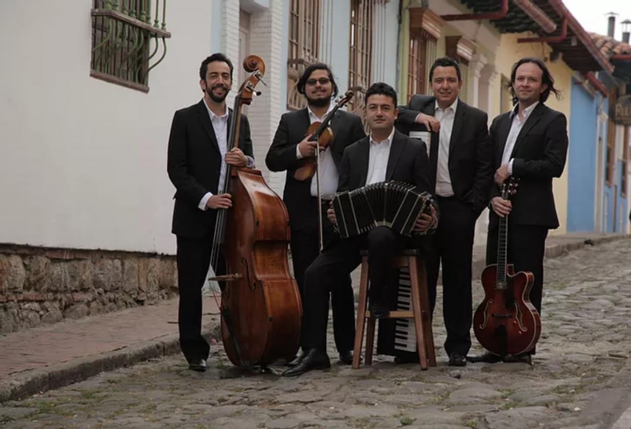 Cuando la música colombiana se tiñe de tango