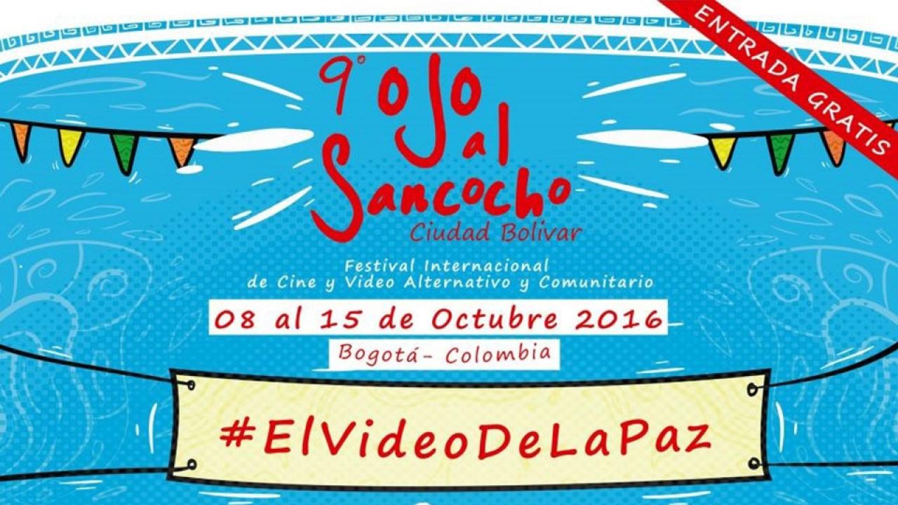 Inicia en Bogotá el Festival Internacional de Cine Ojo al Sancocho
