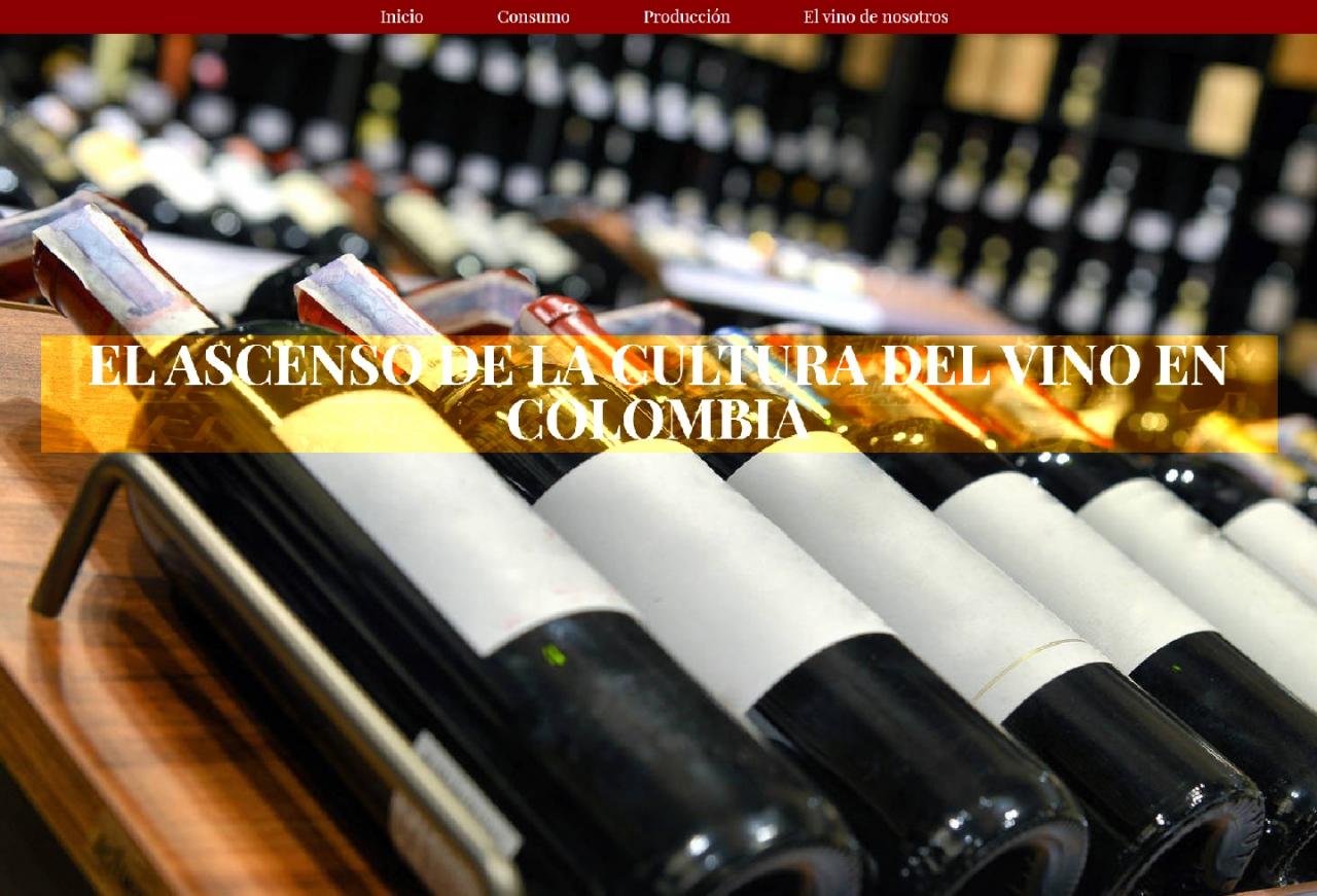 El ascenso de la cultura del vino en Colombia