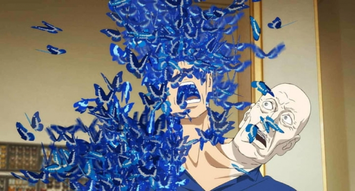 Escena de la película Paprika, de Satoshi Kon