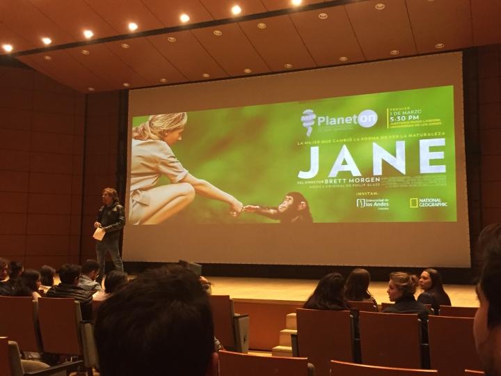 """""""Jane"""" el documental"""