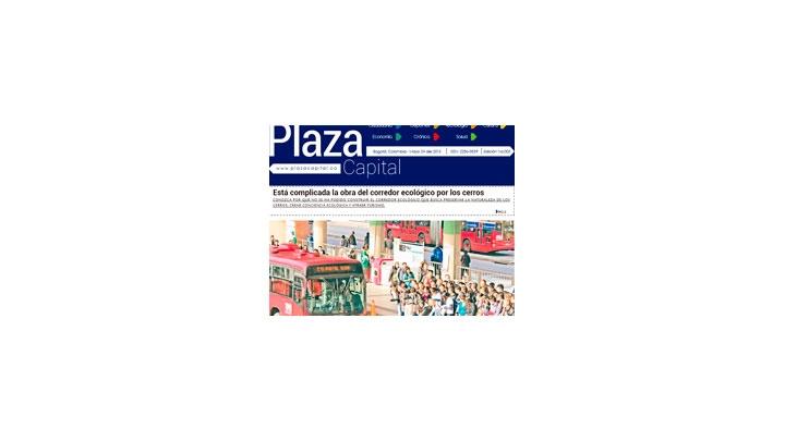 Plaza Capital Impreso, cuarta edición edición
