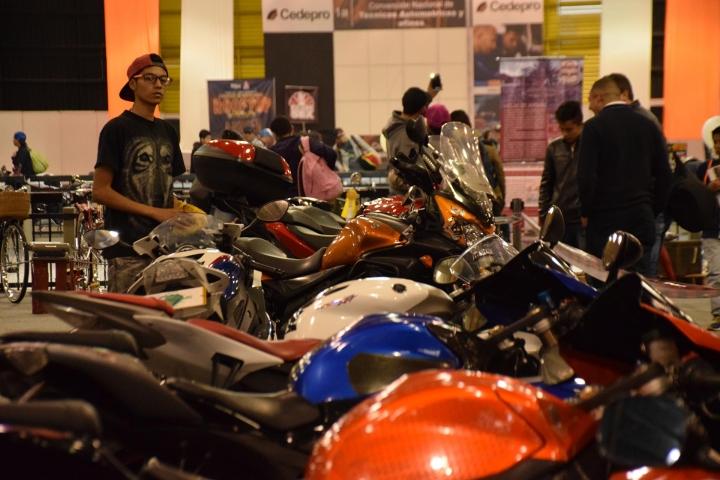 MotoGO, el salón internacional del mundo sobre ruedas