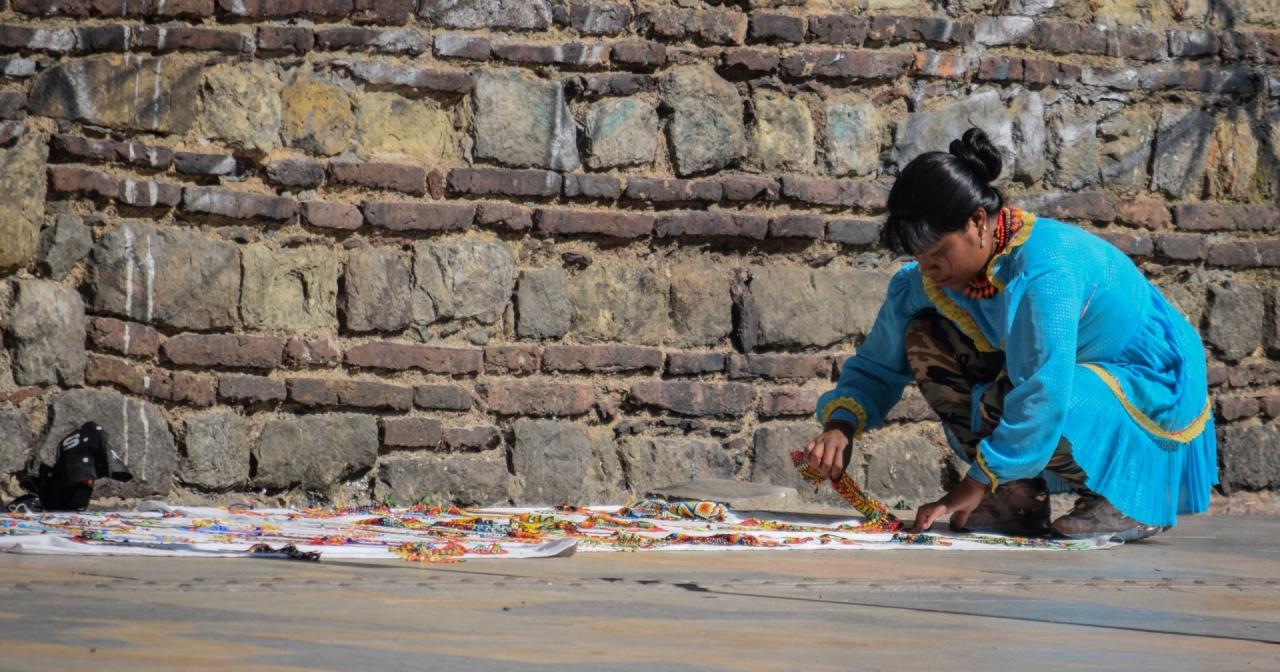 Indígenas en Bogotá: un territorio compartido